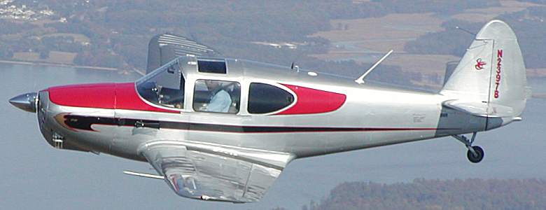 Pictures of The Globe Swift Aircraft and Globe Swift Model Aircraft